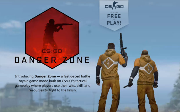 Counter Strike: Global Offensive - Danger Zone