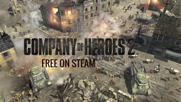 Company of Heroes 2 - Free on Steam