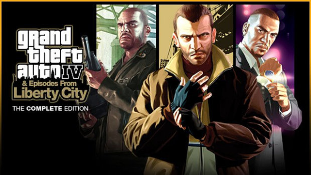 GTA IV - Complete Edition