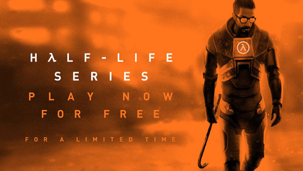 Half-Life Collection for free