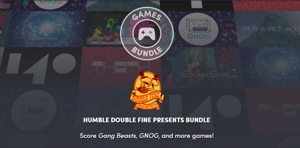 Humble Bundle - Double Fine
