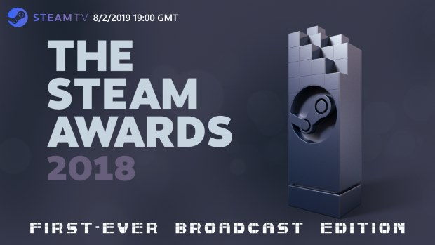 Steam Awards - First Ever Broadcast Edition