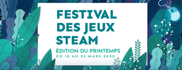 Steam Festival Printemps