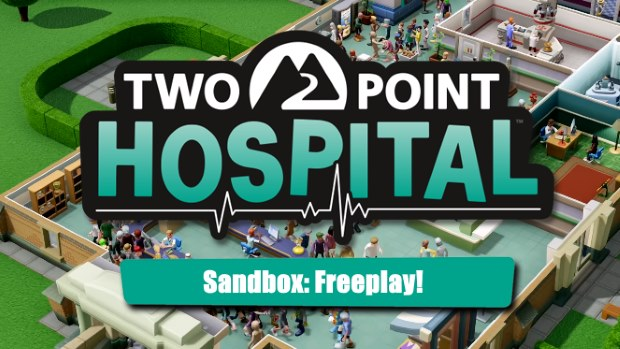 Two Point Hospital - Sandbox Update