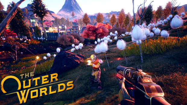 The Outer Worlds - Combat