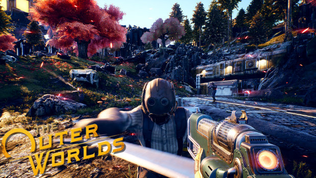 The Outer Worlds - Other Combat